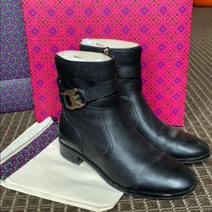Tory Burch Ankle Boots with original box